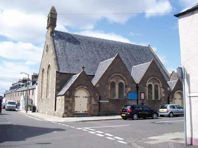 St James' Church, Broughty Ferry
