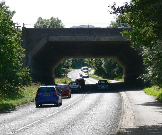 Leicester Lane near Enderby