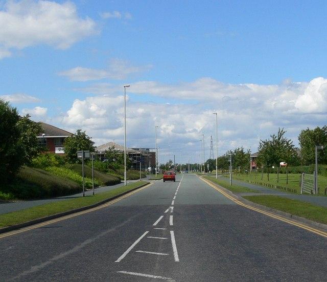 Smith Way, Grove Farm Triangle