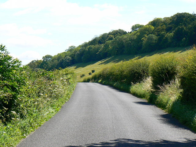 Road to West Dean