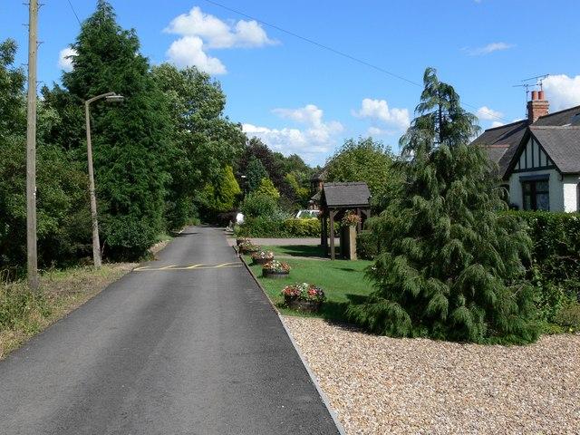 Ratby Meadow Lane