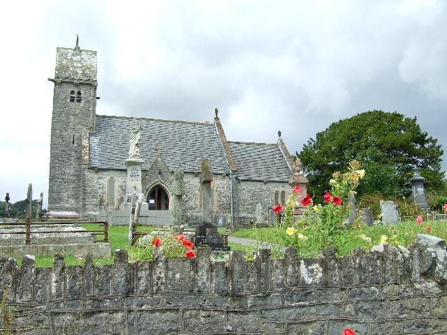 Ystradowen Church