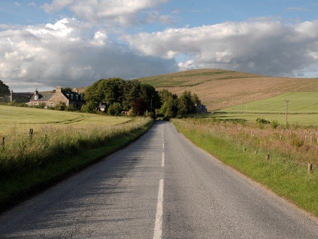 B992 Road at Brindy