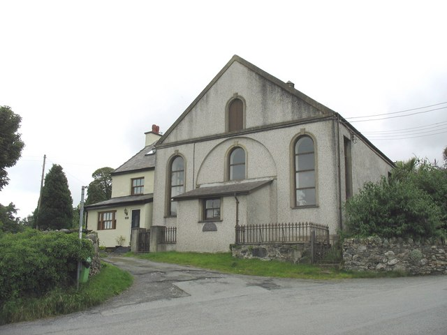 Capel Cynulleidfaol (Annibynwyr) Penuel Congregational (Independents) Chapel
