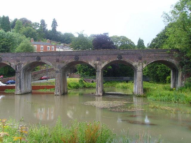 Viaduct at Coalbrookdale