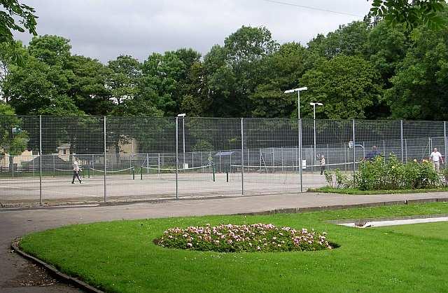Tennis Courts - Wilton Park