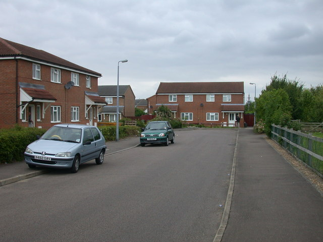 Worcester Way, Melbourn