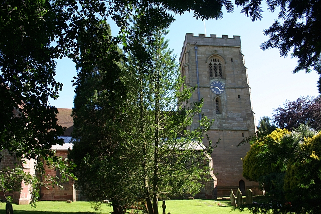 St. Peter's Church, Powick