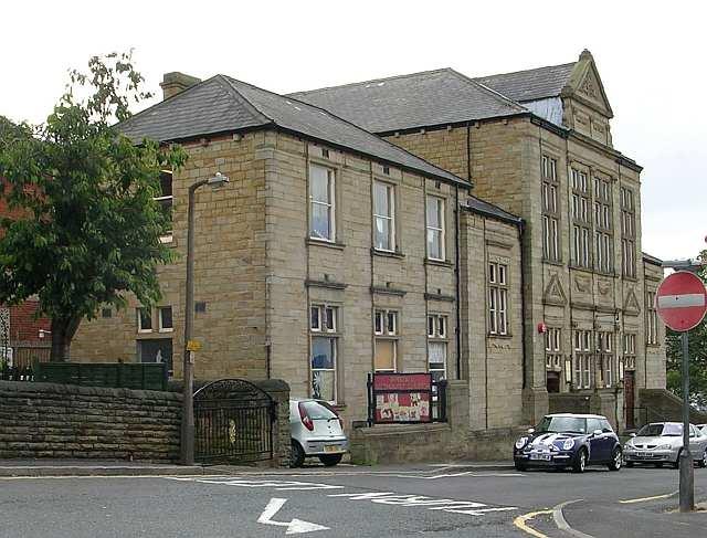Birstall Methodist Church - Chapel Lane