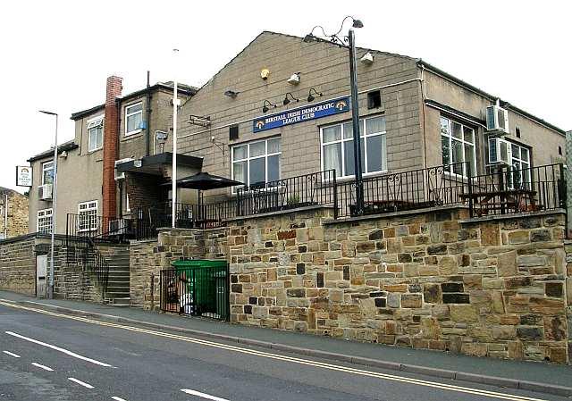 Birstall Irish Democratic League Club - High Street