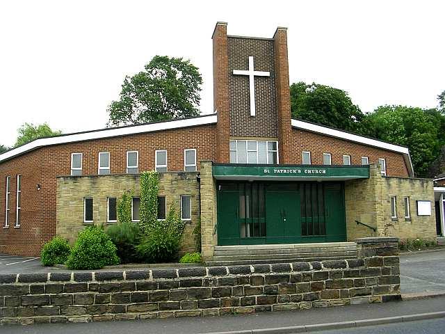 St Patrick's Church - Low Lane, Birstall