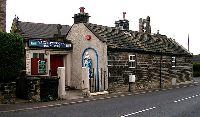 St Patrick's Social Club - Low Lane, Birstall