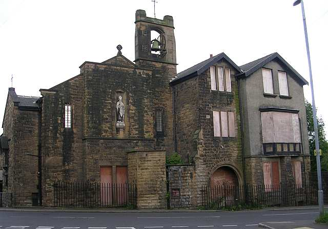 Old St Patrick's Church - Kirkgate, Birstall