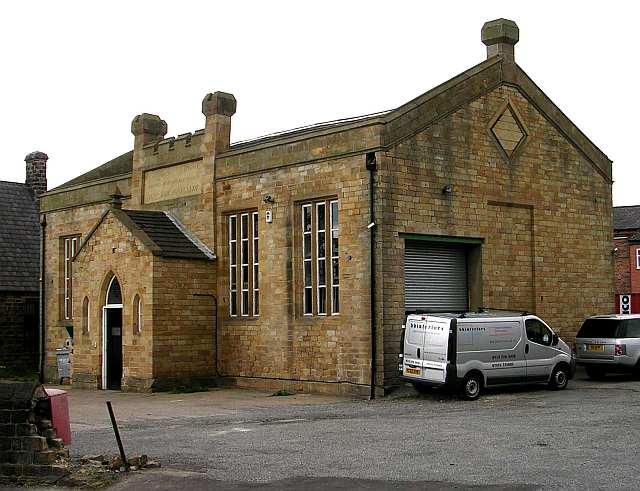 National School - Kirkgate, Birstall