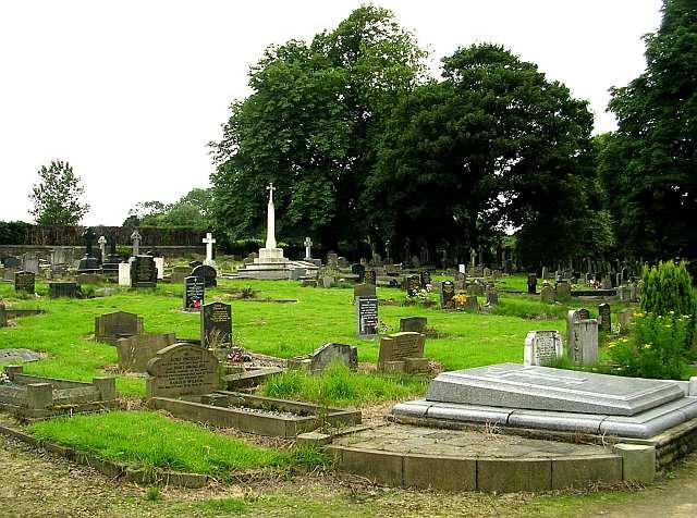 St Peter's Burial Ground - Kirkgate, Birstall