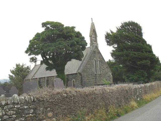 Eglwys Pentir - St Cedol CinW Church