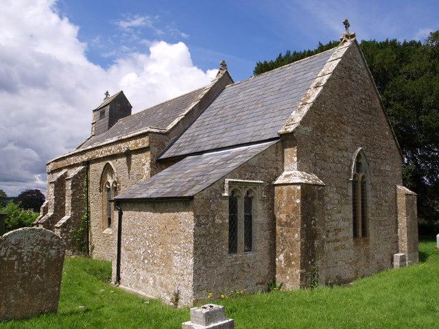 St Michael's church, Seavington St Michael