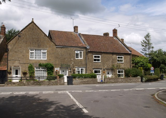 Cottages in Seavington St Michael