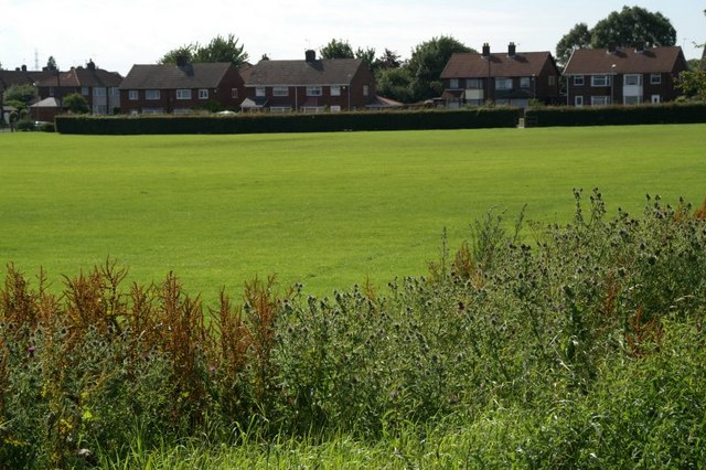 Pimbley playing fields, Maghull