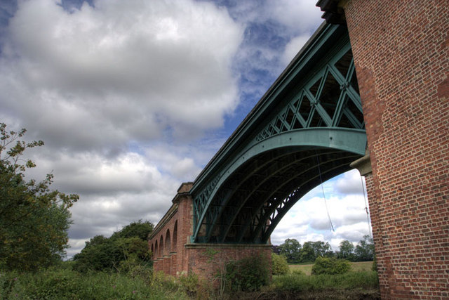 Old Railway Viaduct, Stamford Bridge