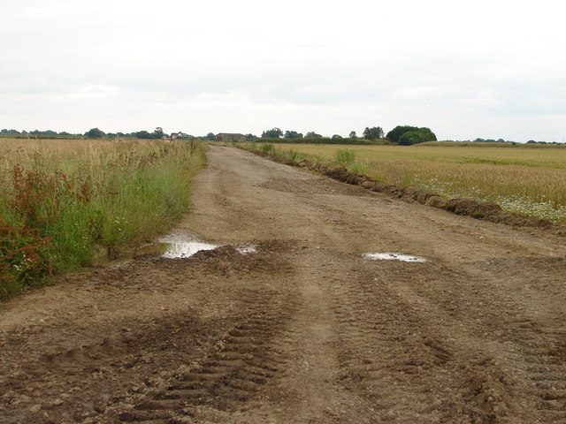 Road to Walks Farm
