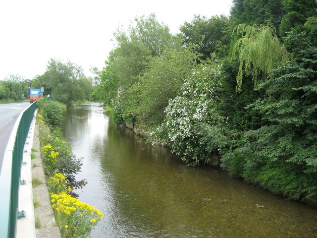 River Aire beside A.65