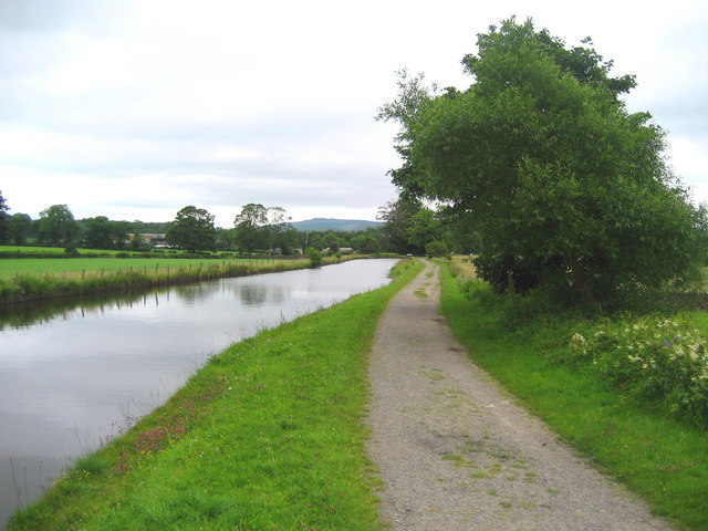 Canal west of Gargrave