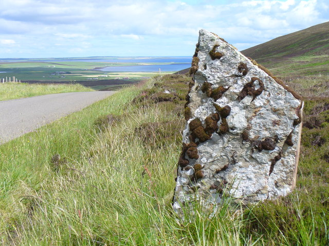 Standing Stone on the Chair of Lyde