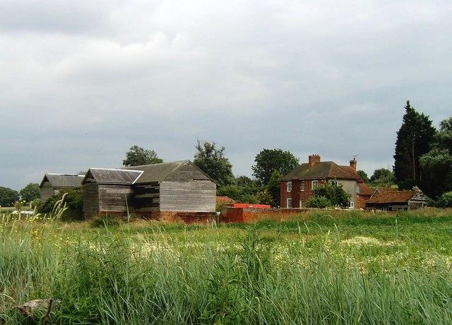 Ragmarsh Farm, Bradfield