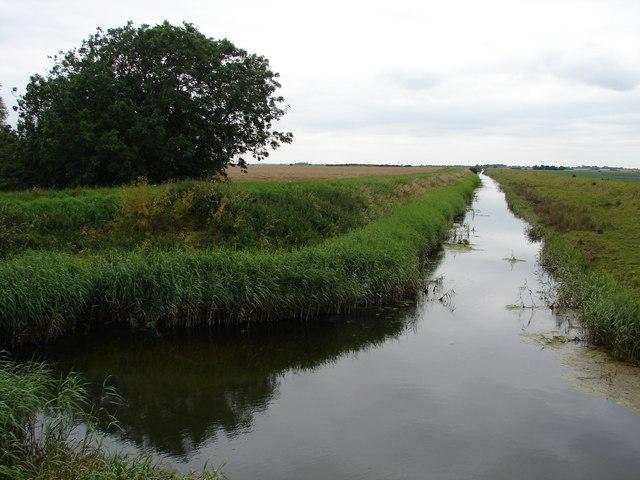 View of Car Dyke