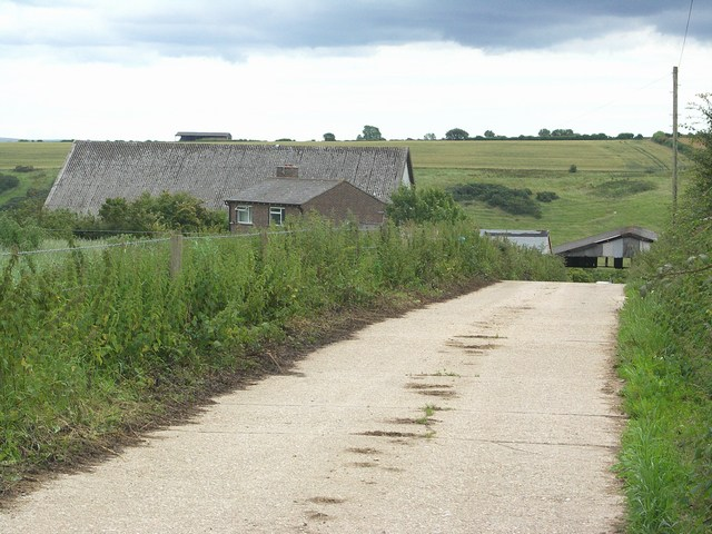 Access Road for Little Puddle Farm