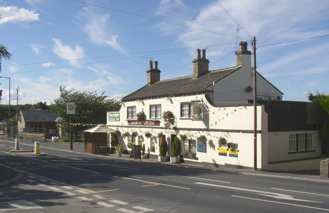 The Dusty Miller, Halifax Road, Hove Edge, Brighouse