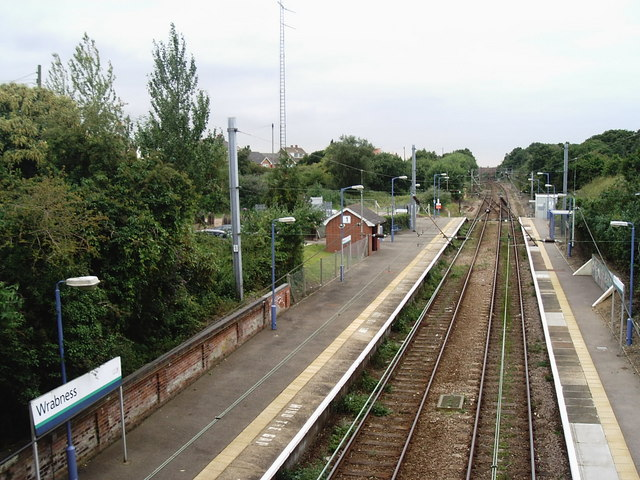 Wrabness Station