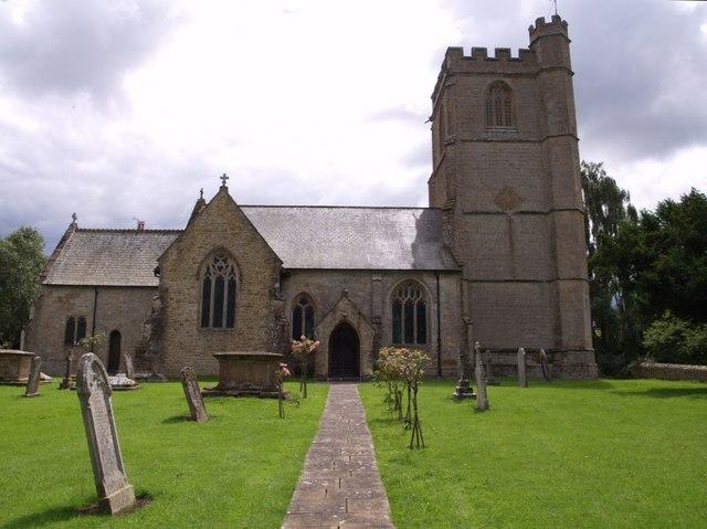 St Mary's Church, Whitelackington