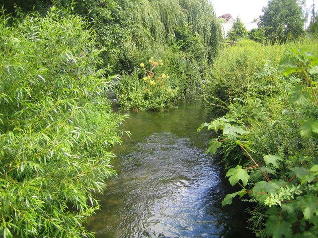 River Wye at Wooburn