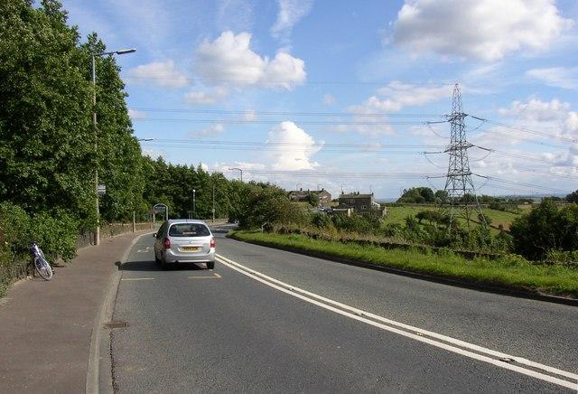 Denholmegate Road, Coley