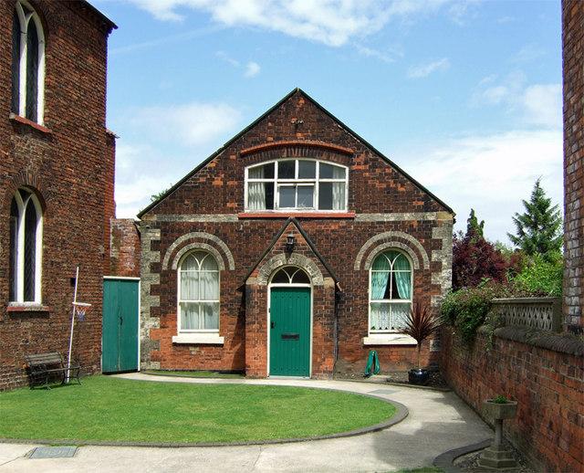 Manse, Chapel Lane