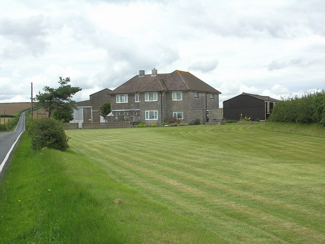 Fairmile Farm House