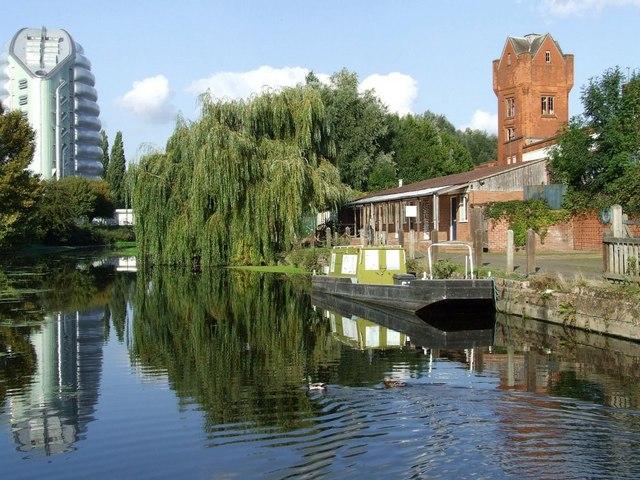 The Waterside Centre, River Soar