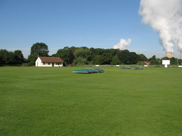 Drax Cricket Field and Pavilion