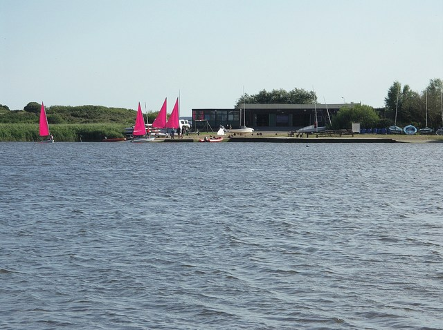 Yachting Centre on the Stour