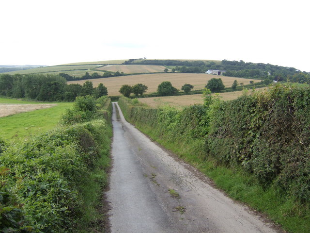 Road to Erth Barton