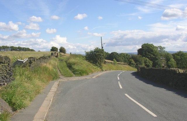Coley Road, Coley