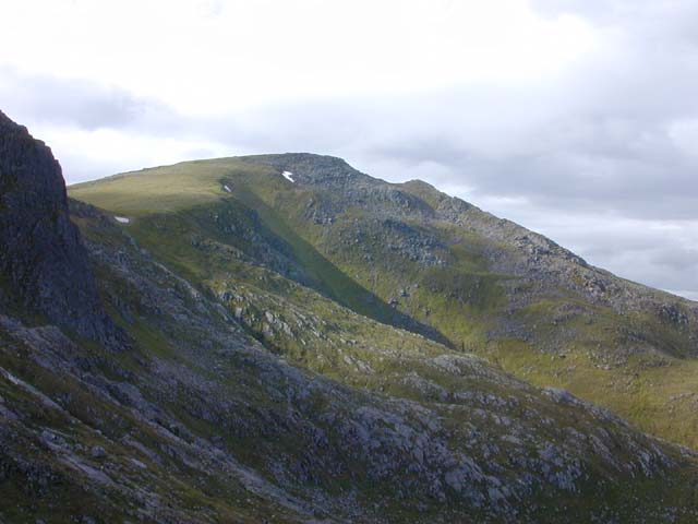 Sgùrr na Lapaich from the south