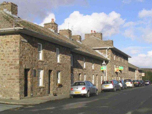 Butetown/Drenewydd workers cottages