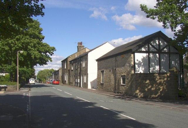 Bramley Lane, Hipperholme