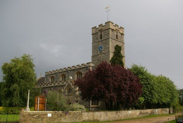 St John the Evangelist, Waterbeach