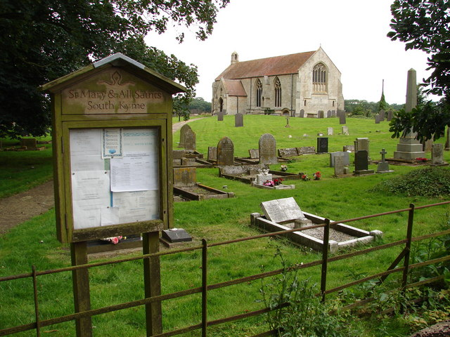 St Mary and All Saints, South Kyme