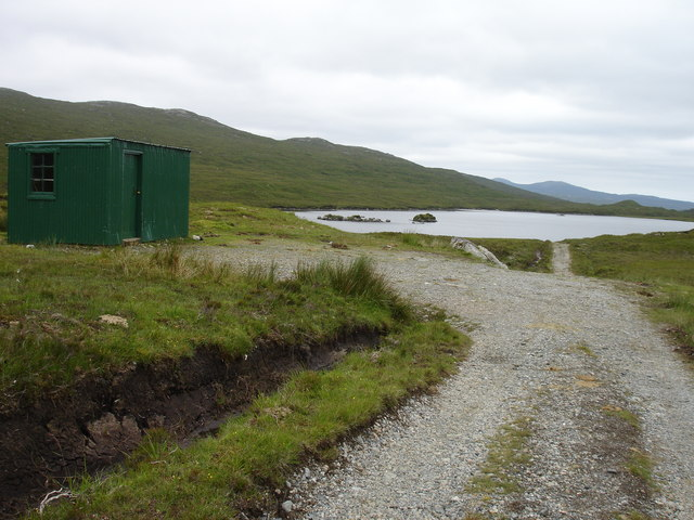 Track by Loch Bhoisimid