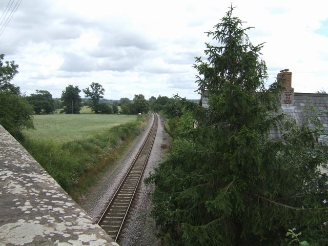 Railway to Shrewsbury